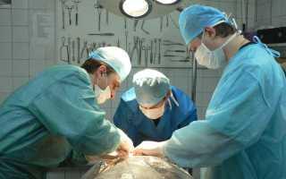 Хирург какой врач