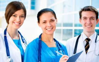 Сколько учатся на врача в россии