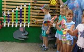 Что делает музыкальный руководитель в детском саду