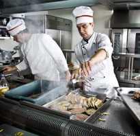 Где можно повысить квалификацию повара