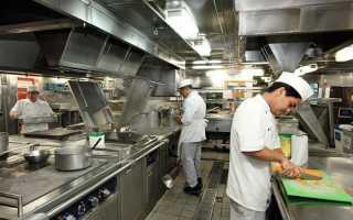 Какое оборудование использует повар