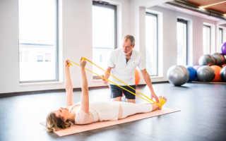 Физиотерапия дистанционное обучение для врачей