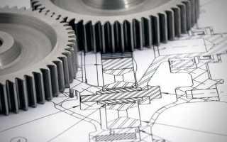 Инженер в машиностроении