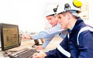 Инженер автоматизации технологических процессов