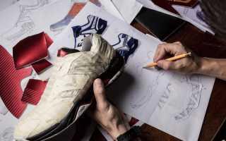 Дизайнер обуви обучение