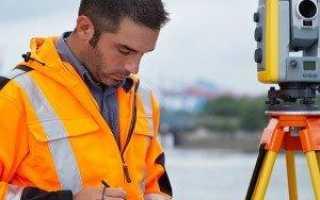 Инженер земельного кадастра