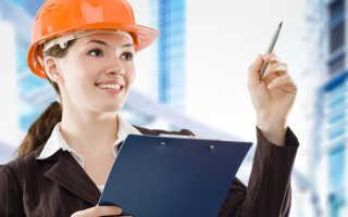 Инженер конструктор женщина