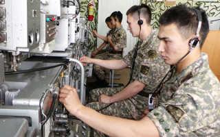 Военный инженер где учиться